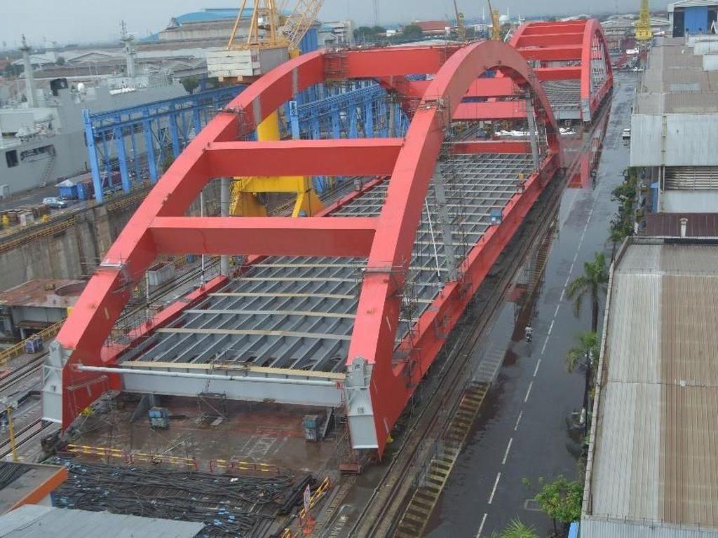 September 2018, Jembatan Kebanggaan Jokowi Ini Membentang di Papua