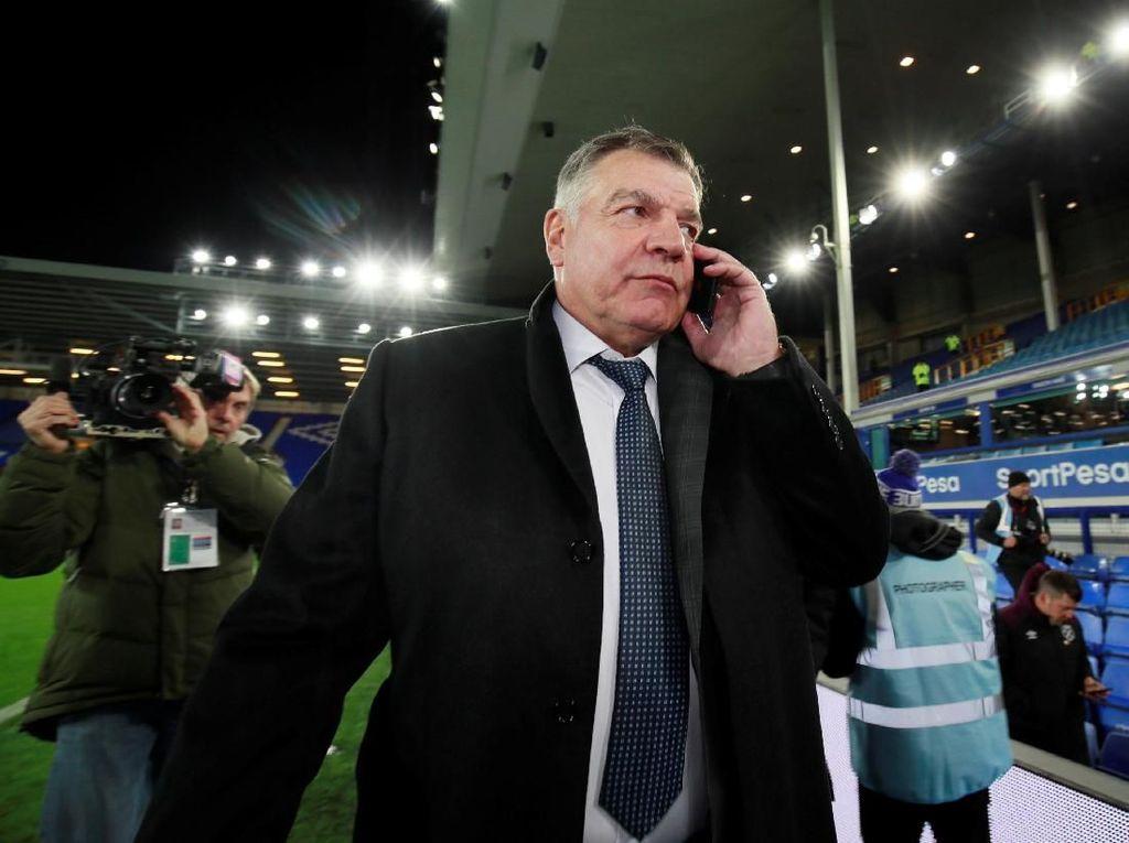 Allardyce Resmi Jadi Manajer Baru Everton