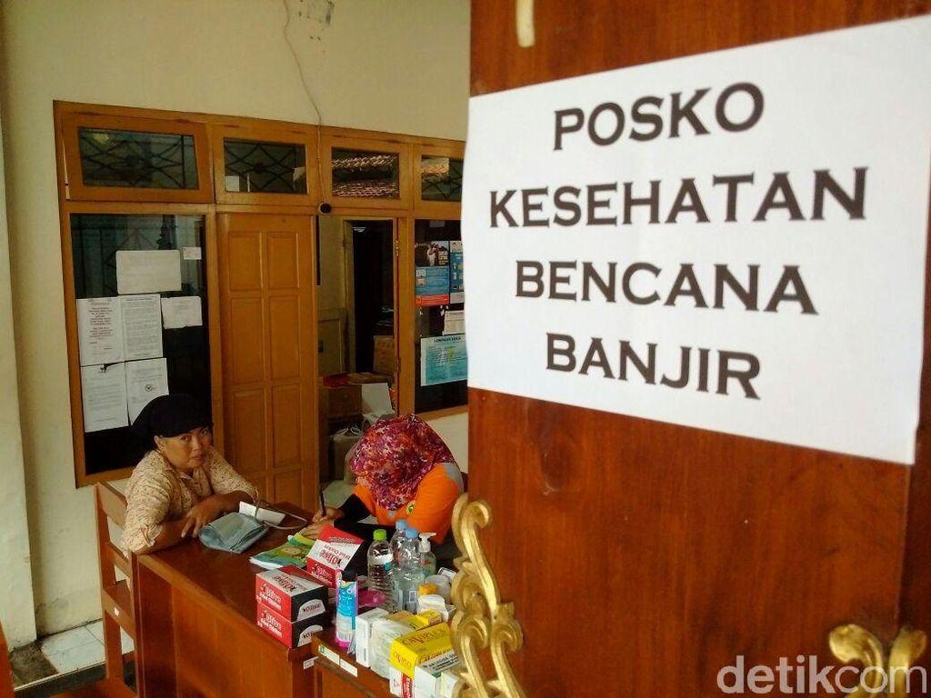 Potret Banjir dan Para Pengungsi di Kulon Progo