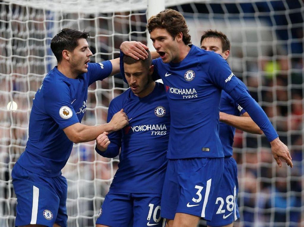 Chelsea Bungkam Newcastle 3-1