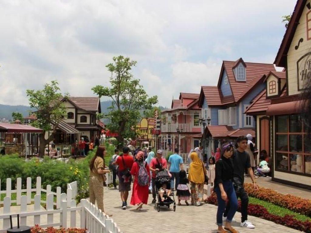 New Normal, Pemkab Bandung Barat Akan Buka Sejumlah Objek Wisata