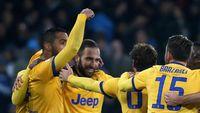Tak Cuma Hentikan Laju Napoli, Juve Juga Bikin Rekor Baru Serie A