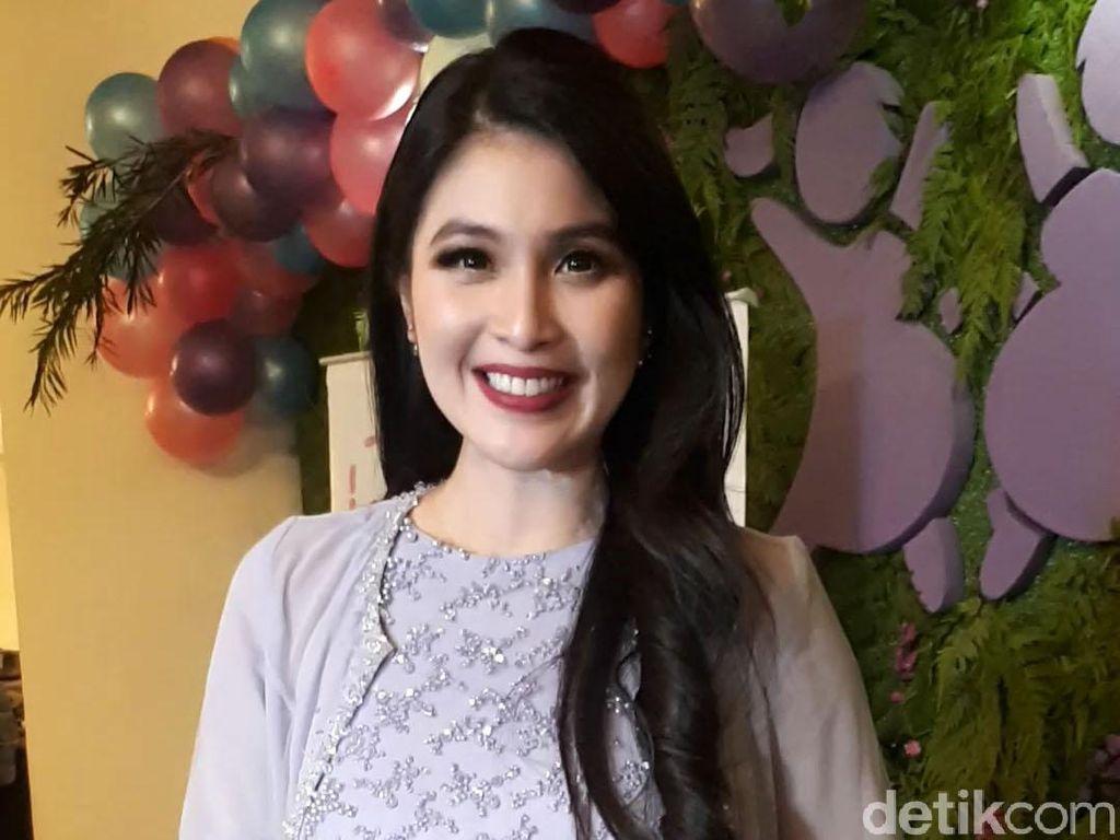 Soal Nikah Siri Angel Lelga dan Vicky, Sandra Dewi Lahirkan Bayi Laki-laki