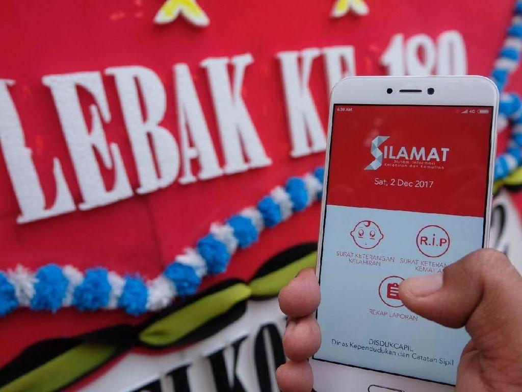 Aplikasi Smart City dan 4G Jadi Kado HUT Lebak ke-189
