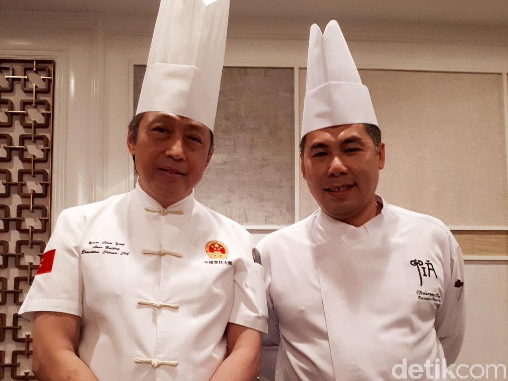 Chef Yuan dari Beijing Siap Beberkan Trik Bikin Beijing Roasted Duck