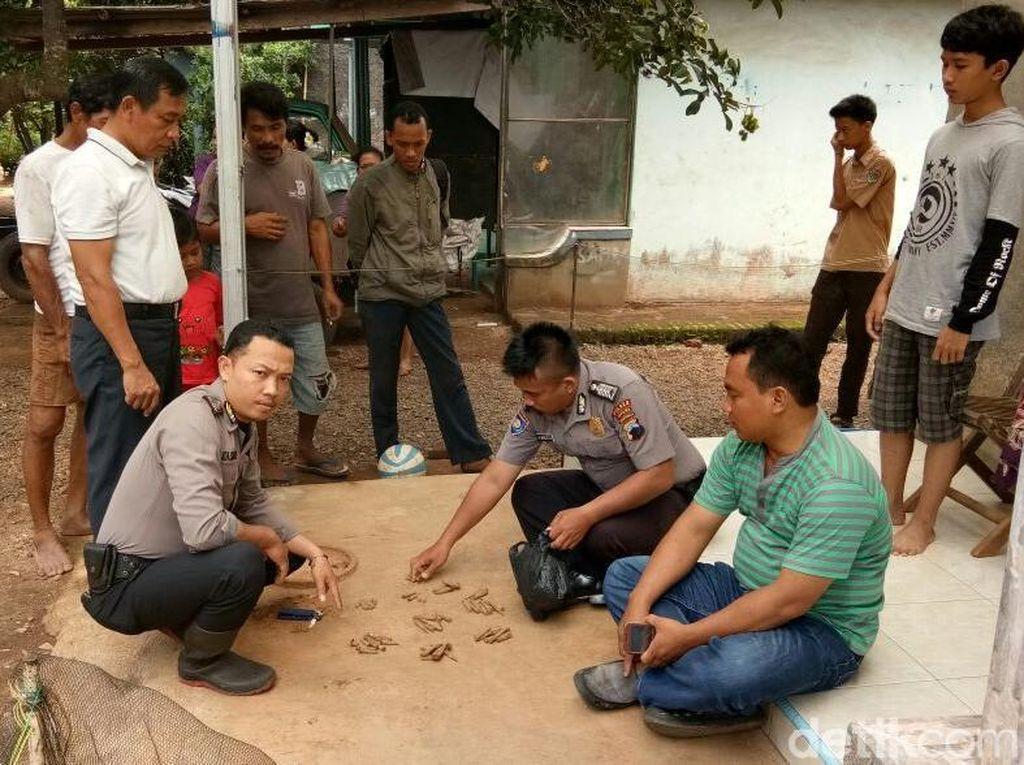 88 Amunisi Aktif Ditemukan di Kebun Warga Bangsri Jepara