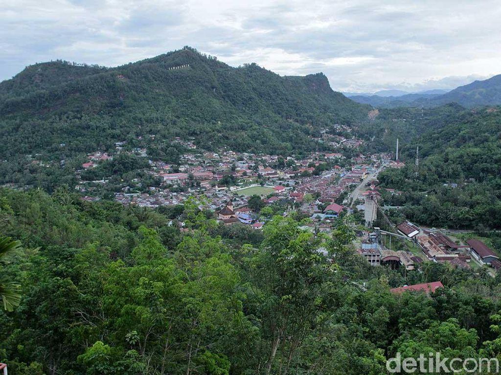 Foto Sawahlunto dan Para Calon Situs Warisan Dunia UNESCO 2019