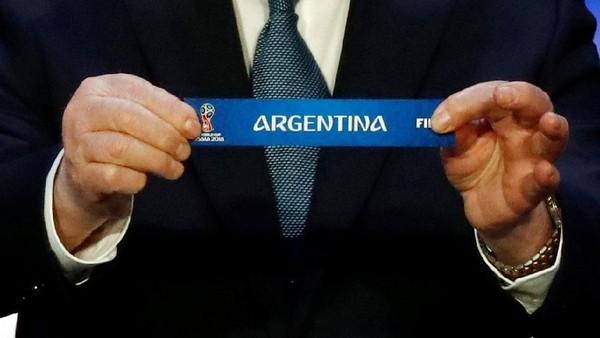 Sampaoli Sudah Tahu Persis Peta Kekuatan Grupnya Argentina