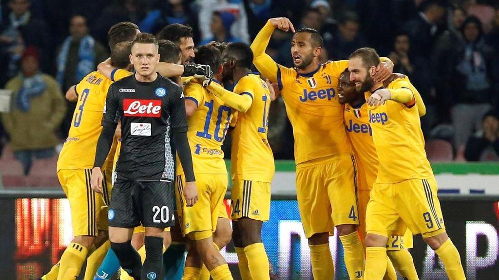 Higuain Bikin Gol, Napoli Akhirnya Kalah