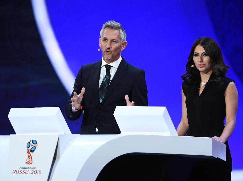 Mengintip Kemeriahan Drawing Piala Dunia 2018
