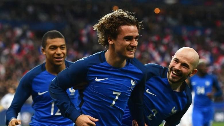 Prancis Dituntut Minimal Sampai Semifinal Piala Dunia 2018