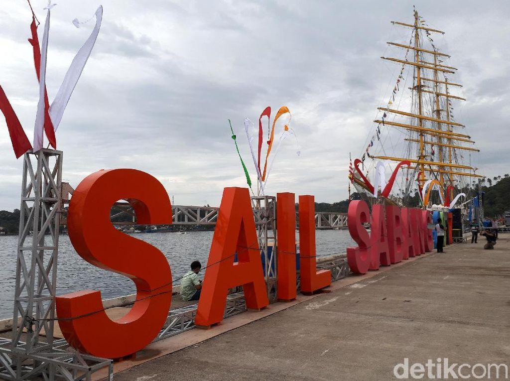 Ini Pelabuhan Container Aceh, Lokasi Acara Puncak Sail Sabang