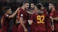 Roma Tundukkan 10 Pemain SPAL