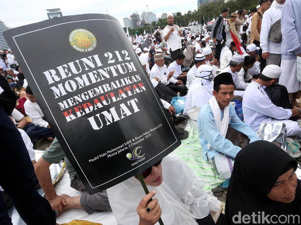 Setara Institute: Gerakan 212 Sudah Kehilangan Dukungan