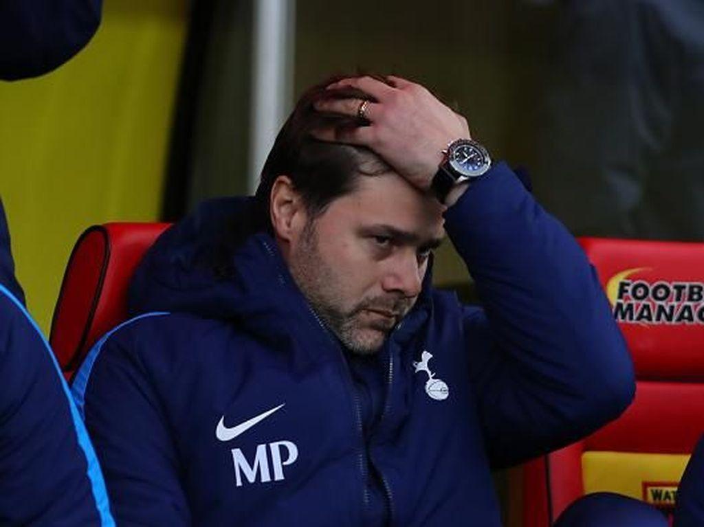 Tak Risaukan Posisi Spurs Kini, Pochettino: Yang Penting Finisnya