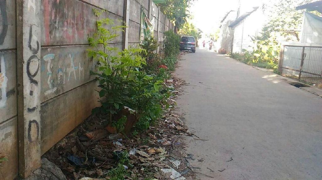 Foto: Ini Lokasi Geng Rawa Lele 212 Bacok 2 Polisi