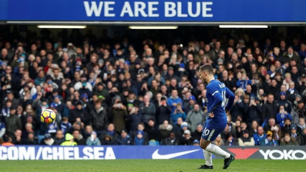 Keliling London, Mampir di Stamford Bridge
