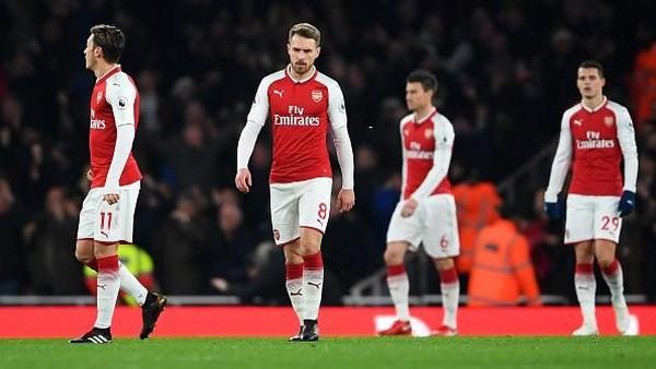 Dua Gol Cepat MU Jadi Pukulan Telak untuk Arsenal