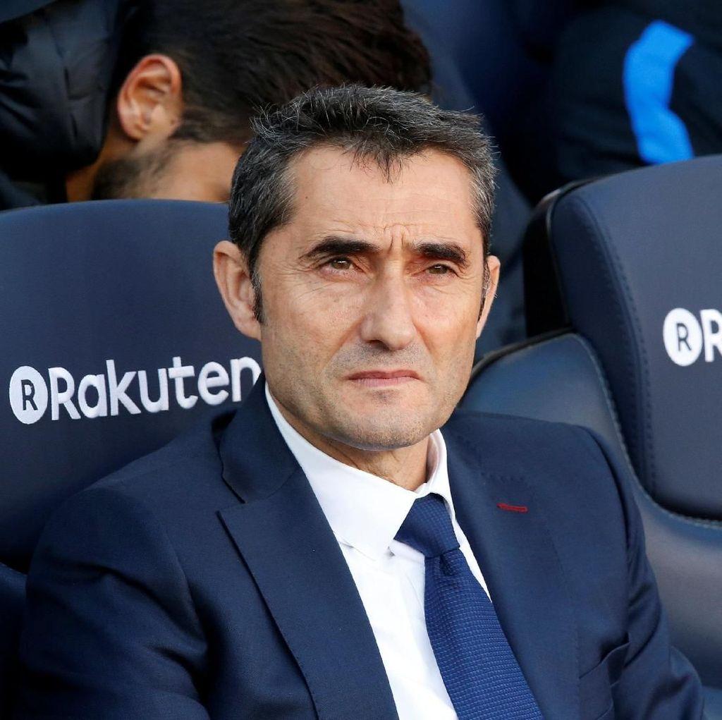 Jumpa Espanyol, Valverde Enggan Bernostalgia