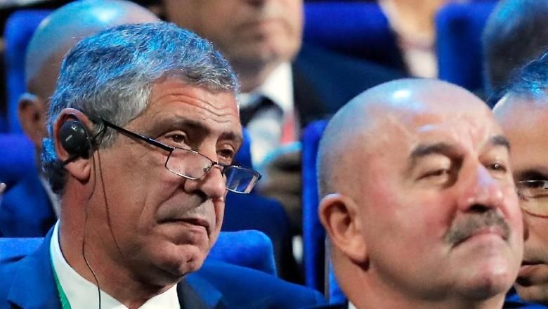 Jadi Favorit, Portugal Enggan Remehkan Maroko dan Iran