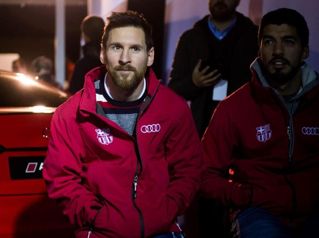 Mobil-Mobil Baru Untuk Messi dan Skuat Barcelona