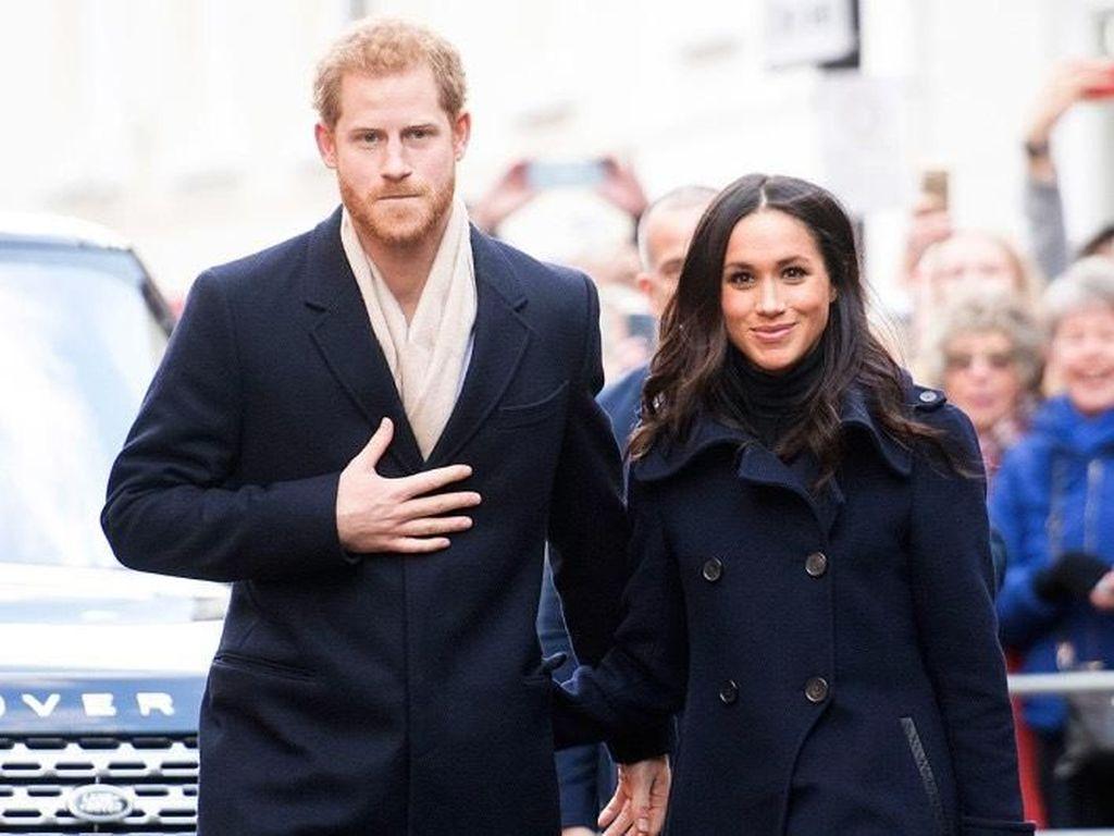 Pangeran Harry dan Meghan Markle Ingin Sajikan Banana Cake di Pesta Pernikahannya