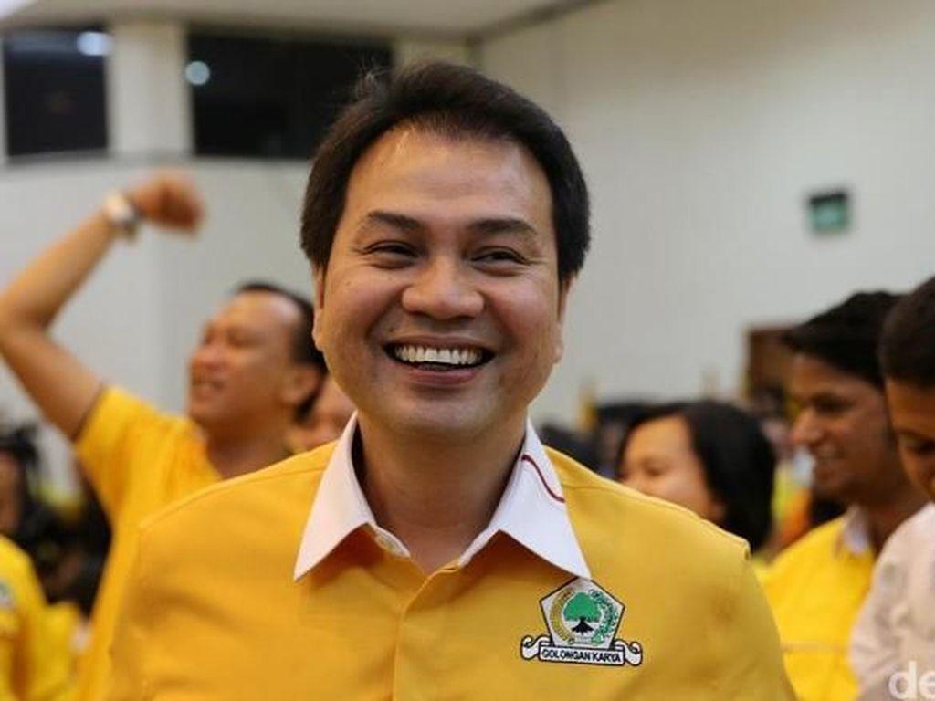 Dikabarkan Incar Kursi Ketua Komisi I dan II DPR, Golkar: Masih Musyawarah