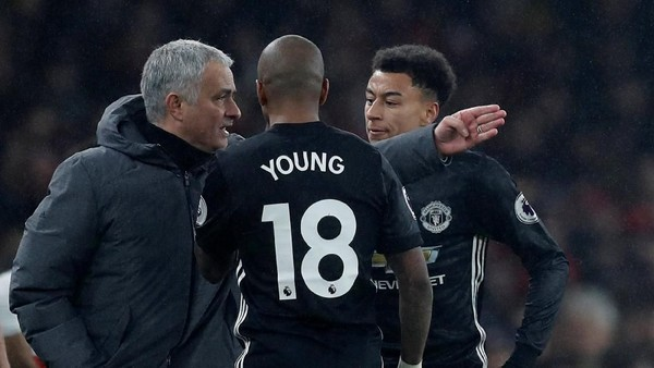 Mourinho: MU Tampil Luar Biasa, Fenomenal, Fantastis