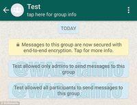 Admin WhatsApp Bakal Bisa Bungkam Para Anggotanya