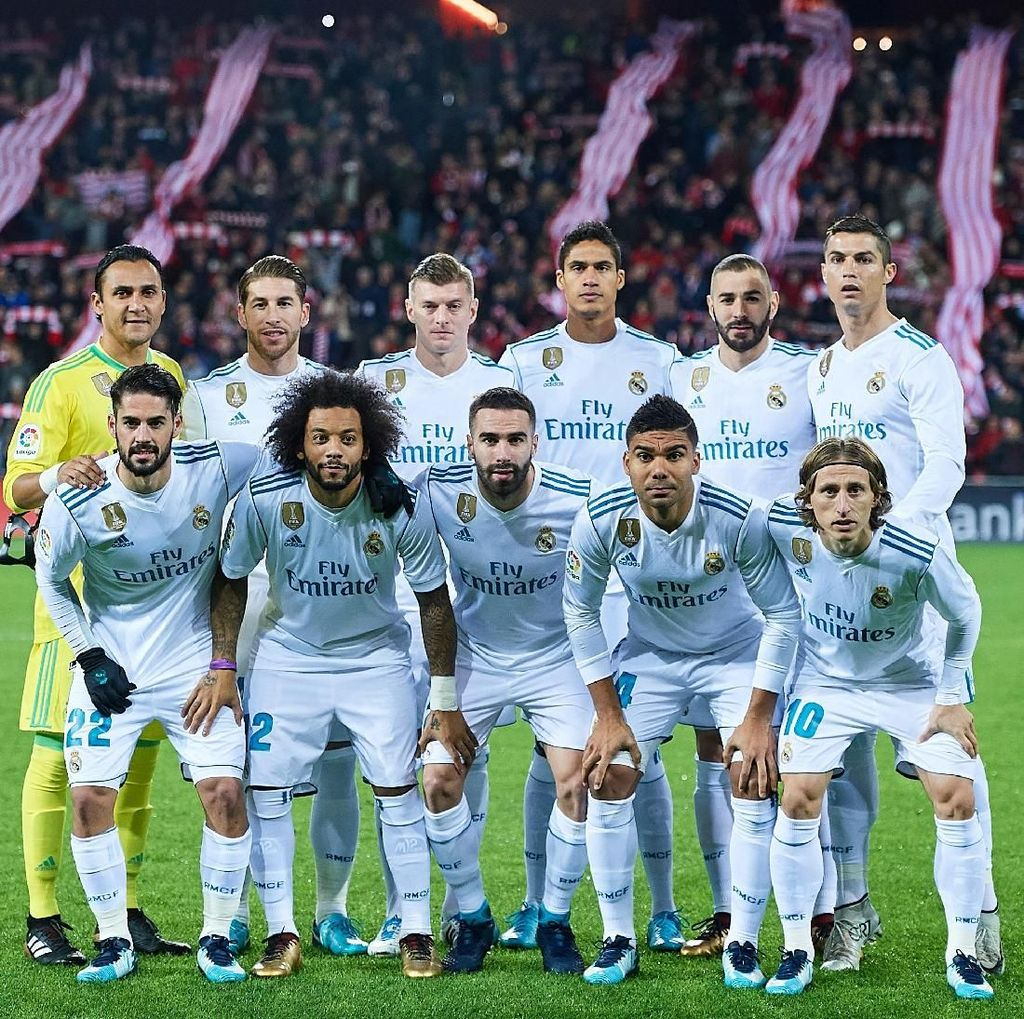 Tekad Madrid Pertahankan Gelar Juara Piala Dunia Antarklub