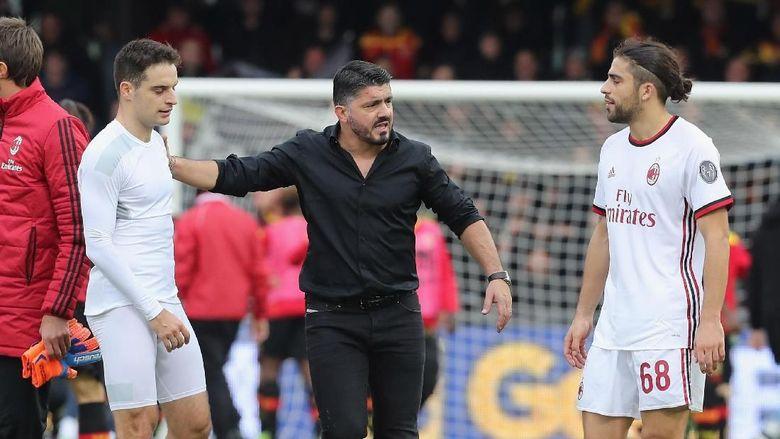 Rasanya Lebih Sakit dari Ditikam Ucap Gattuso