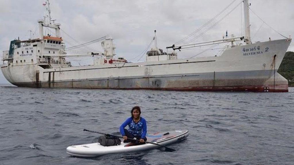 Kapal Maling Ikan Thailand Jadi Milik RI