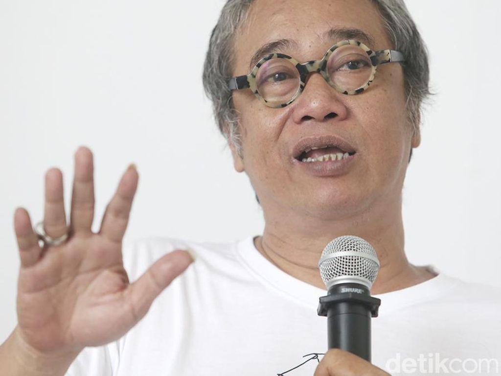 Kondisi Membaik, Butet Kartaredjasa akan Main Teater Para Pensiunan 2049