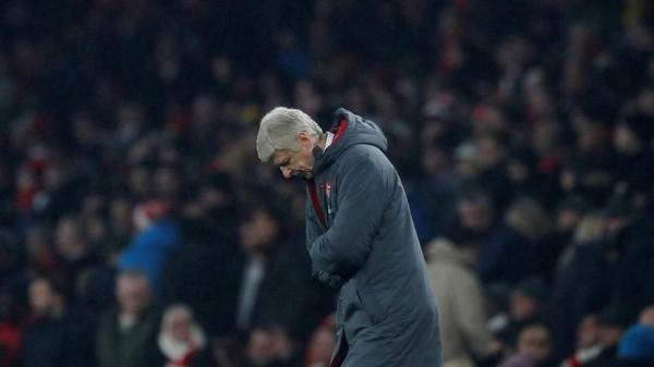 Wenger Akui Arsenal Kurang Efisien