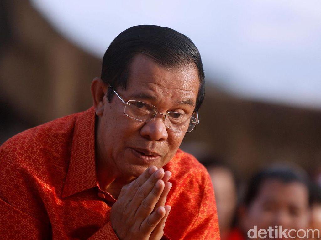 Beda Jokowi Beda Hun Sen, PM Kamboja Ditilang karena Langgar UU Lalu Lintas