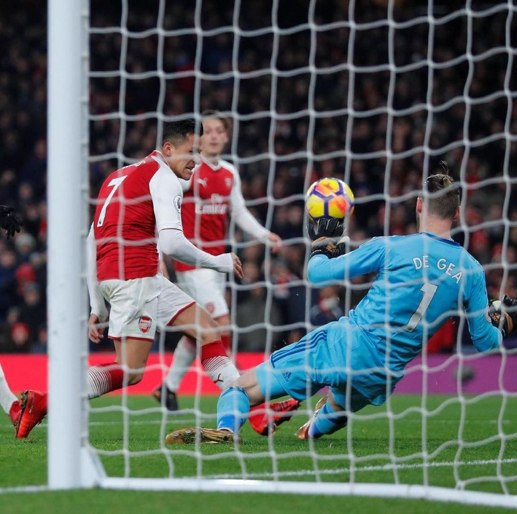 Wenger Sulit Jelaskan Minimnya Gol Arsenal