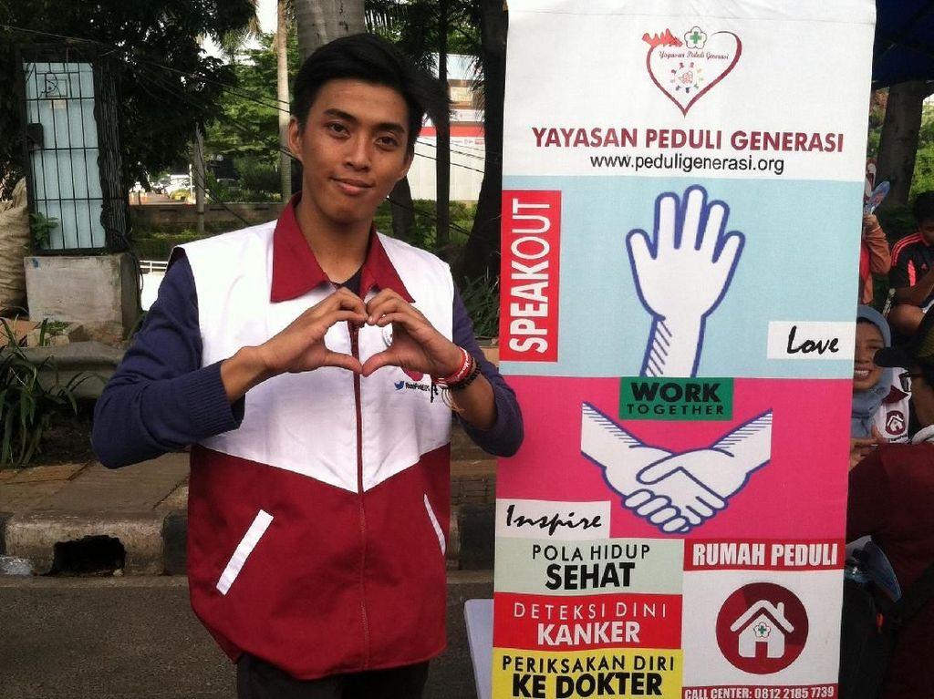 Yayasan Peduli Generasi, Bantu Pengobatan Pasien Kurang Mampu