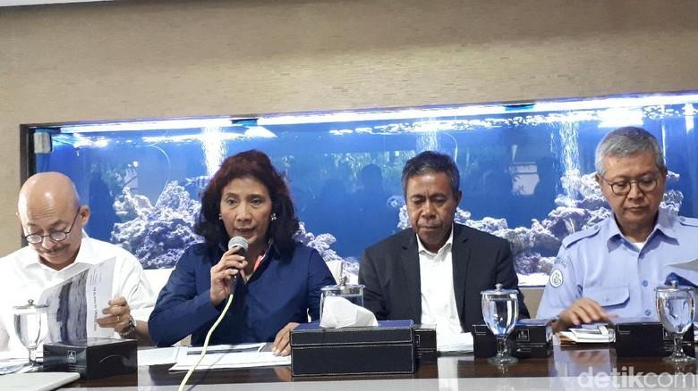 Cuaca Ekstrem, Menteri Susi Minta Nelayan Tak Melaut Jauh-jauh