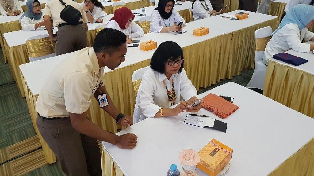 Pelatihan Dharma Wanita Persatuan Kementerian Pertahanan