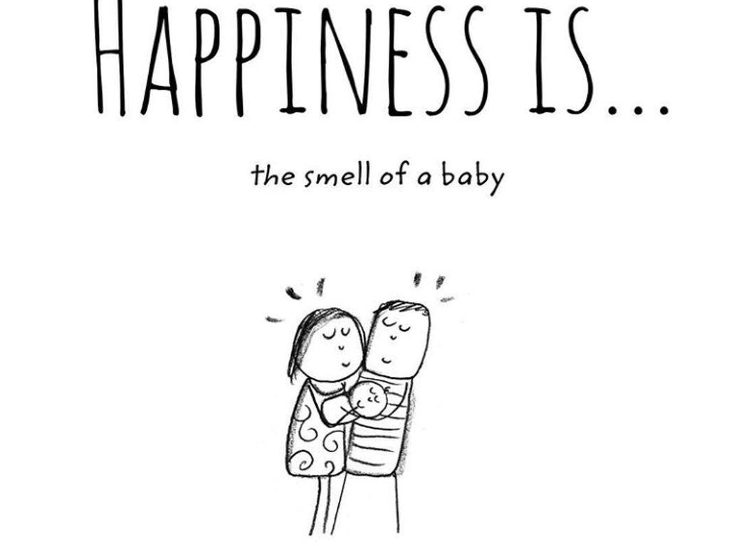 Bagiku, Bahagia adalah...