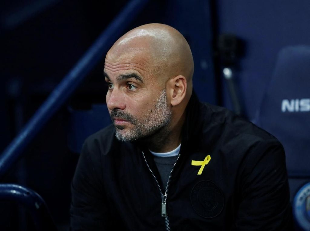 Pogba Berharap Pemain-Pemain Kunci City Cedera, Ini Respons Guardiola