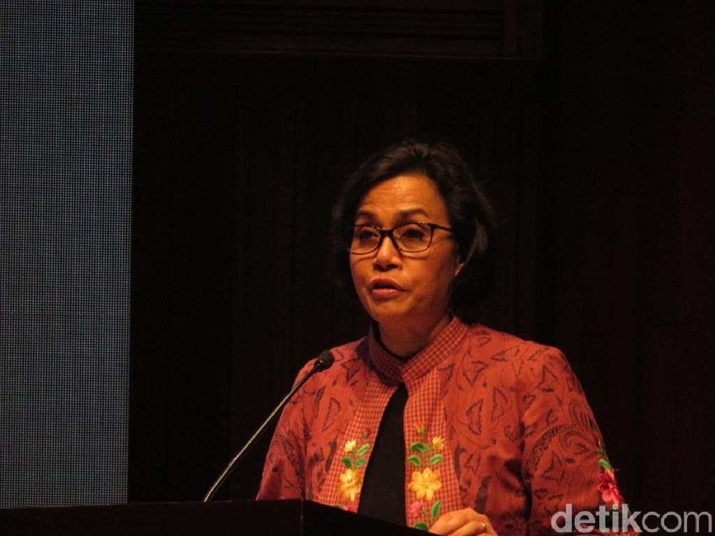 DPR Tanya Tantangan Debat Rizal Ramli, Ini Jawaban Sri Mulyani