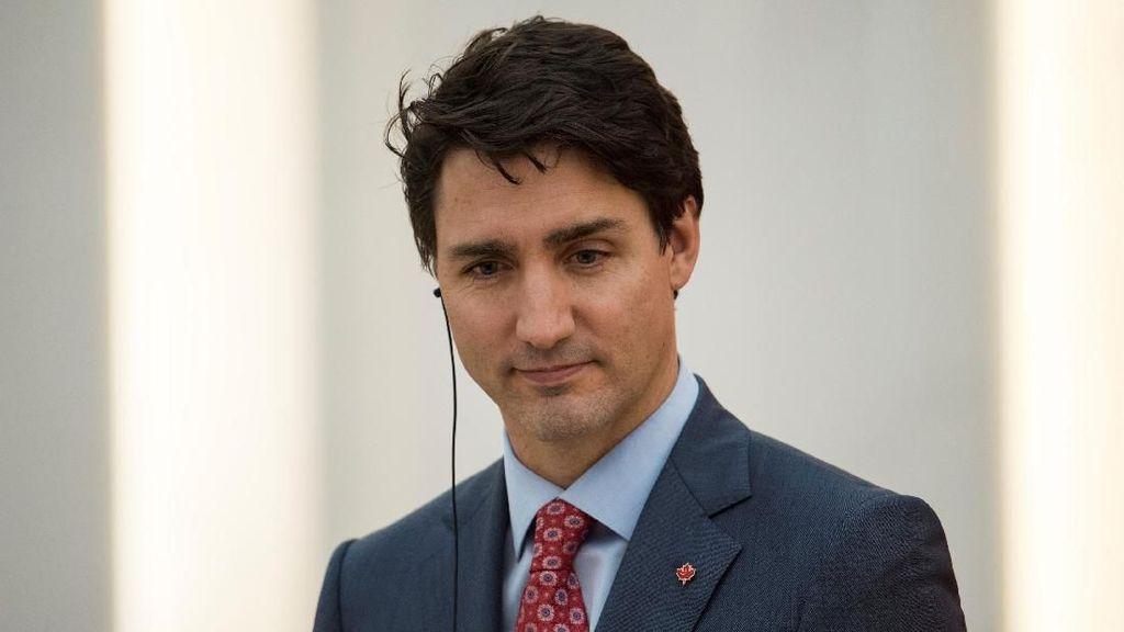Foto: Saat PM Kanada Justin Trudeau Kunjungi China