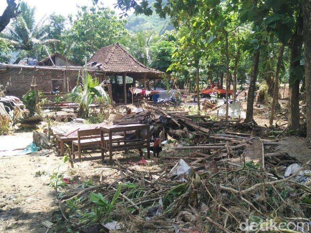 Seluruh Korban Banjir di Bantul Sudah Pulang dari Posko Pengungsian