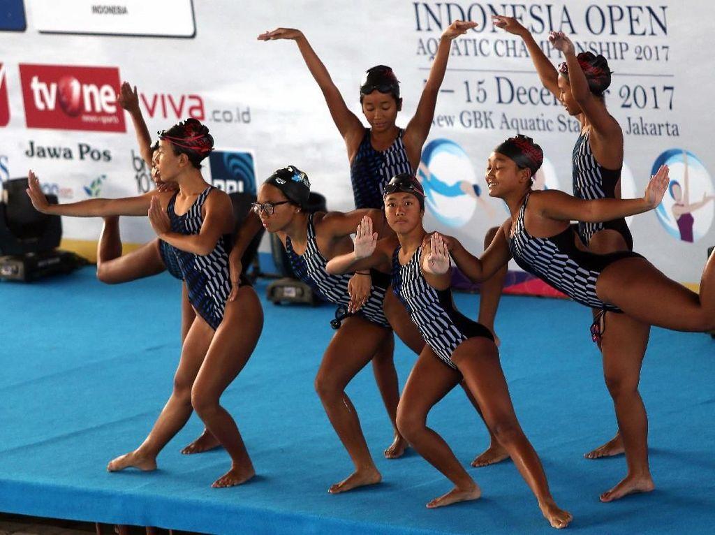 Test Event Akuatik ke Asian Games 2018, PRSI Pemanasan Layani 2.000 Atlet