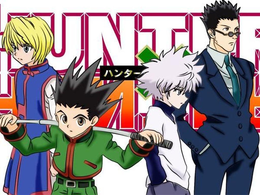 Lagi, Manga Hunter x Hunter akan Hiatus