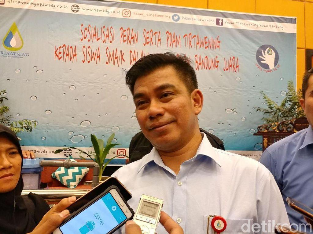 PDAM Bandung Jamin Ketersediaan Air Bersih Saat Lebaran Aman