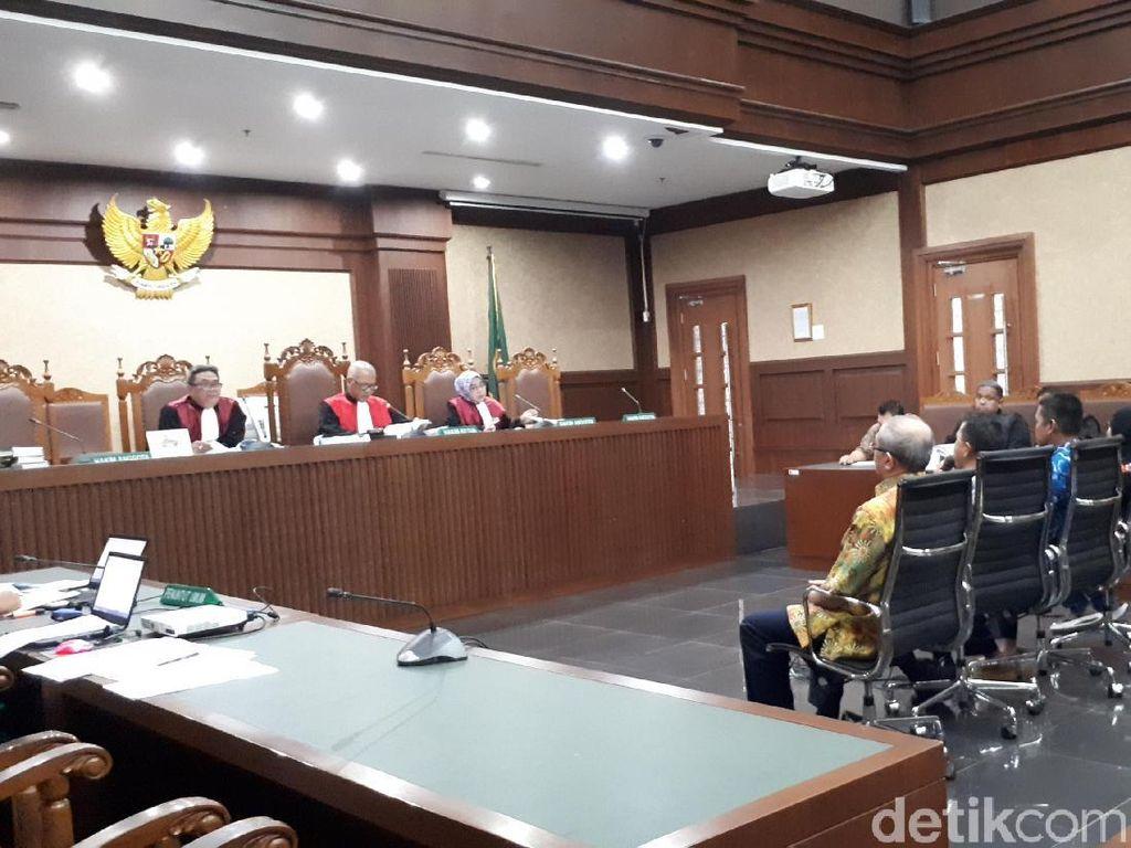 Pejabat Kemenhub Mengaku Terima Rp 88 Juta dari Penyuap Dirjen Hubla