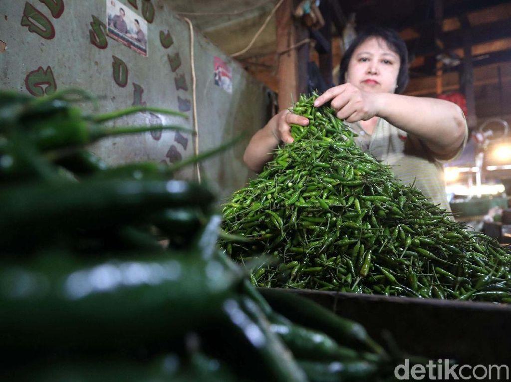 Harga Cabai Sumbang Inflasi November