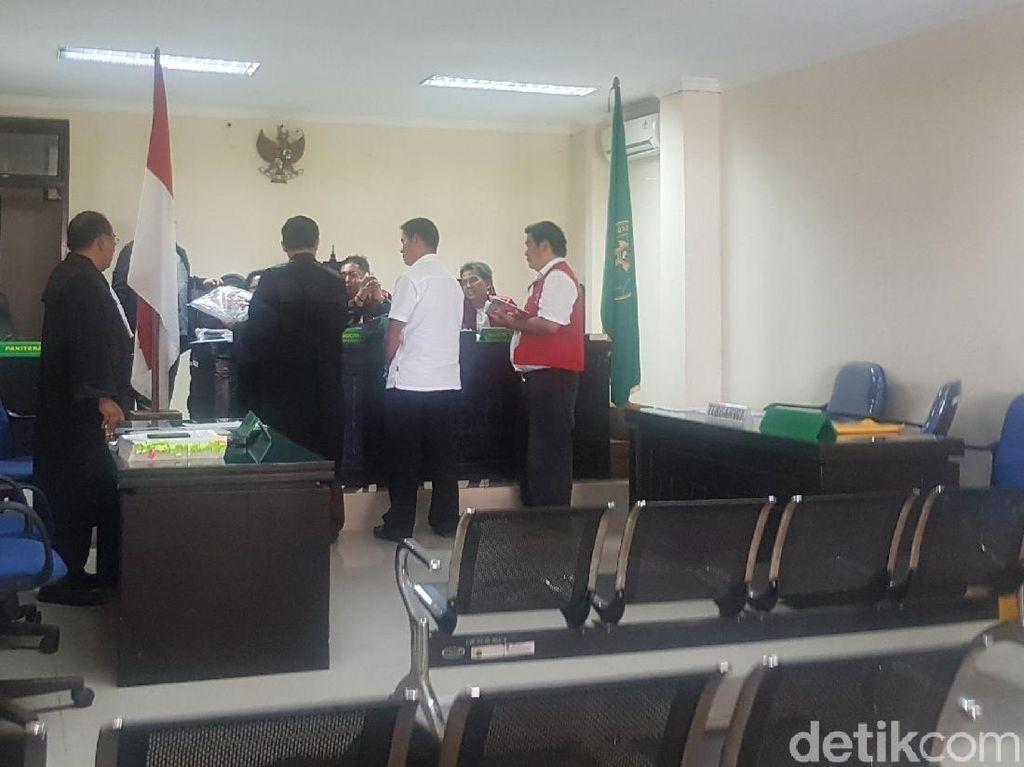 Wali Kota Sukabumi Absen Lagi Jadi Saksi Sidang Penggelapan Pasar